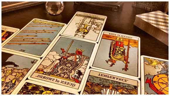 free online tarot readings